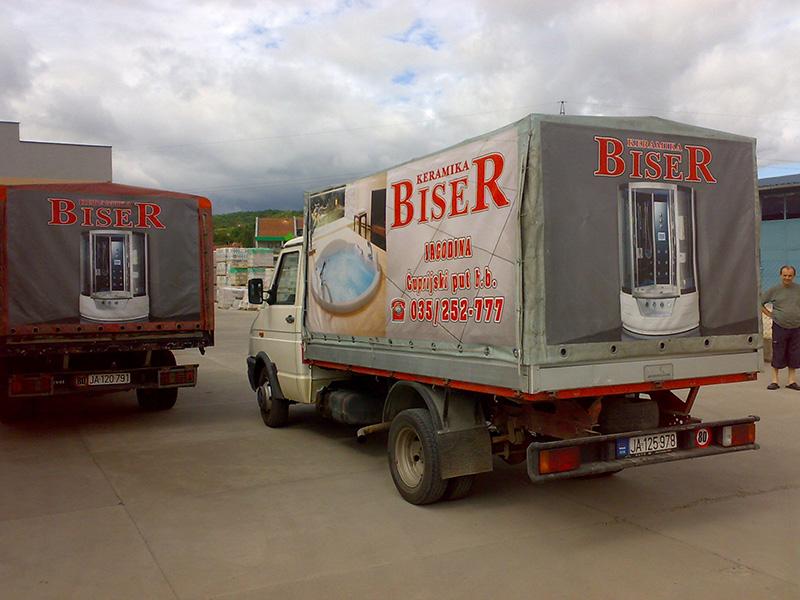 Stampa kamionskih cerada Leskovac 1