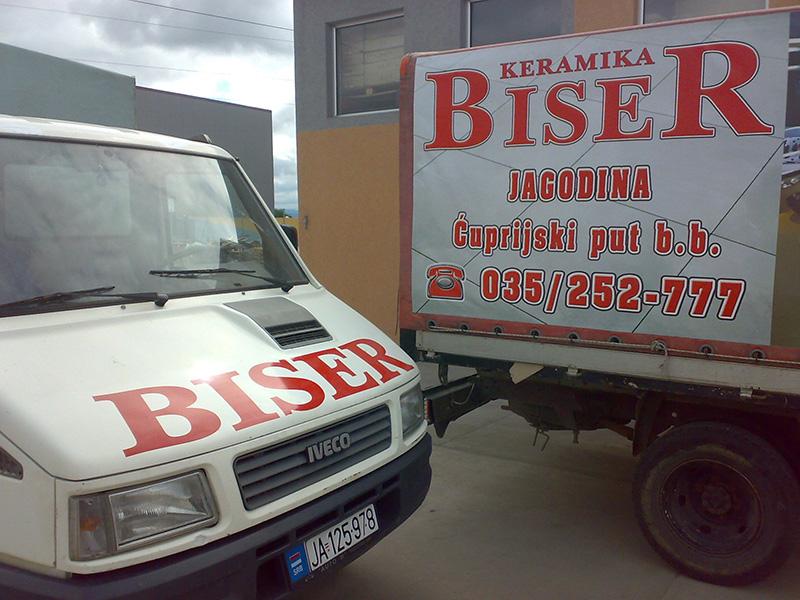 Stampa kamionskih cerada Kruševac 1