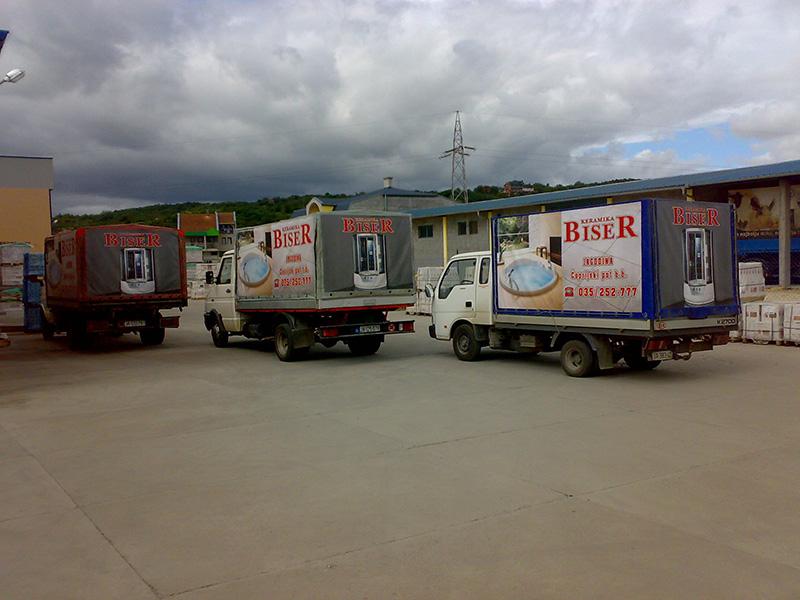 Stampa kamionskih cerada Svilajnac 1
