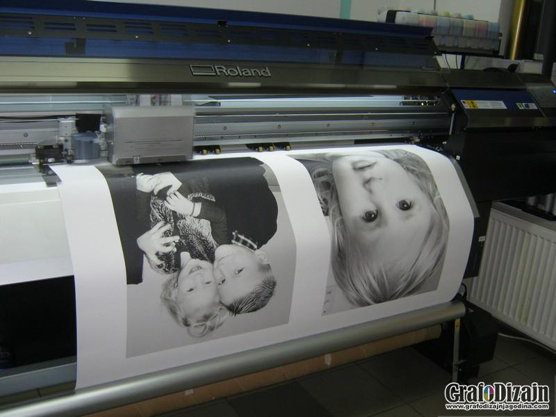 Stampa na canvas i foto papiru Smederevo 1