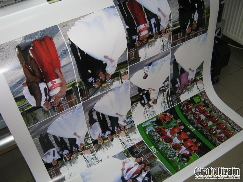 Stampa na canvas i foto papiru Zrenjanin 1