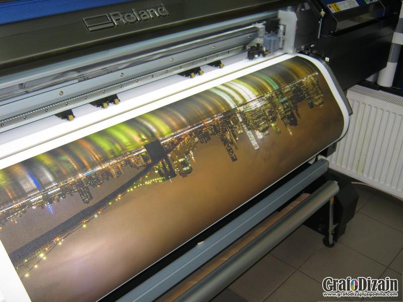 Stampa na canvas i foto papiru Novi Sad 1