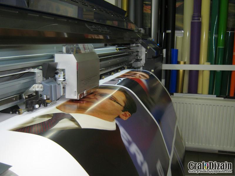 Stampa na canvas i foto papiru Niš 1