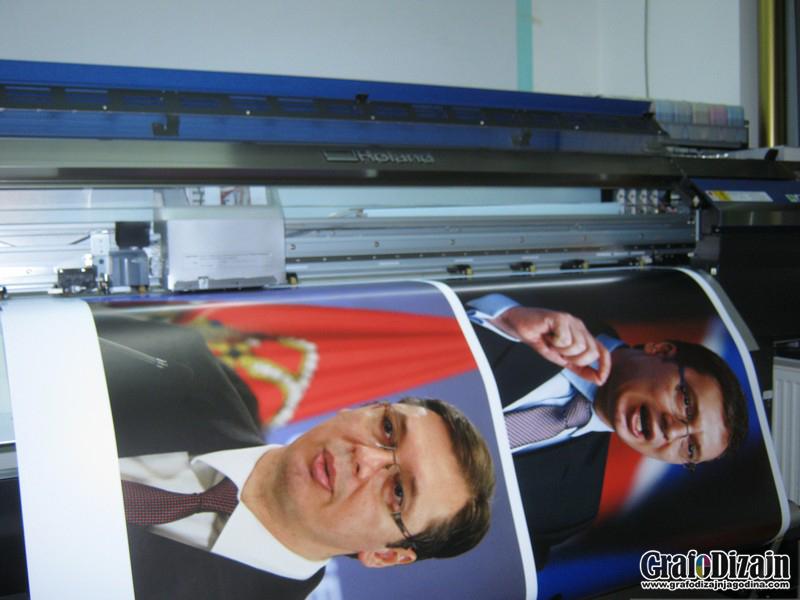 Stampa na canvas i foto papiru Kraljevo 1