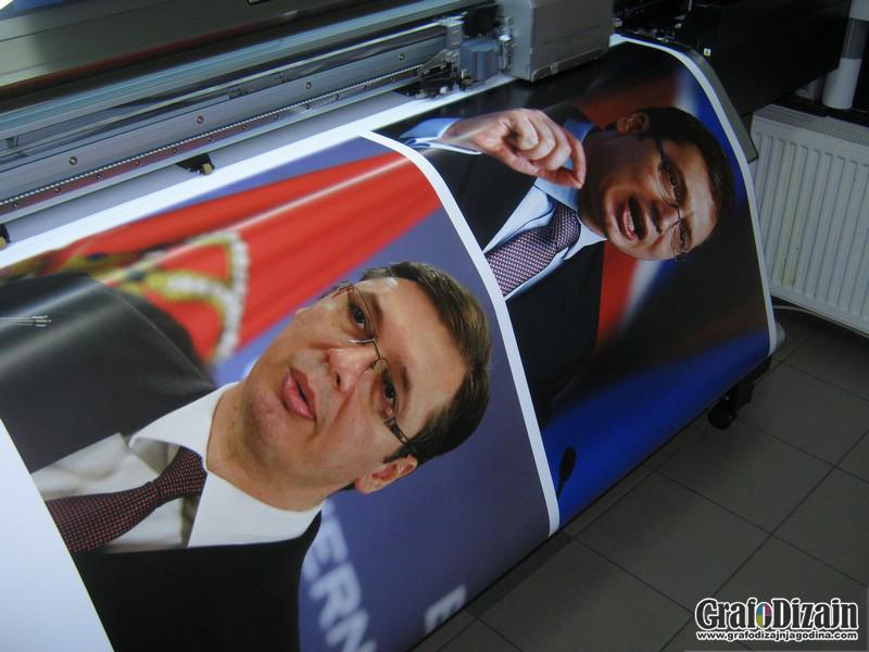 Stampa na canvas i foto papiru Vranje 1