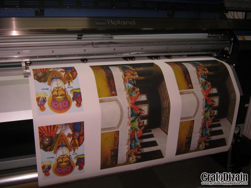 Stampa na canvas i foto papiru Despotovac 1