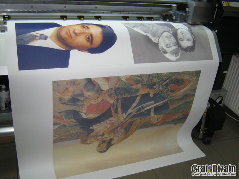 Stampa na canvas i foto papiru Ćuprija 1