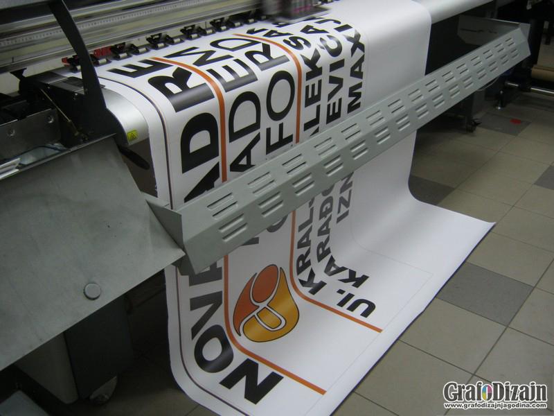 Stampa na ceradi i mash-u Čačak 1