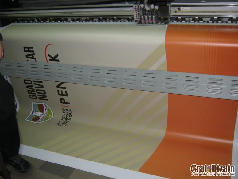 Stampa na ceradi i mash-u Kragujevac 1
