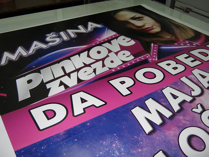 Stampa postera i plakata Čačak 1