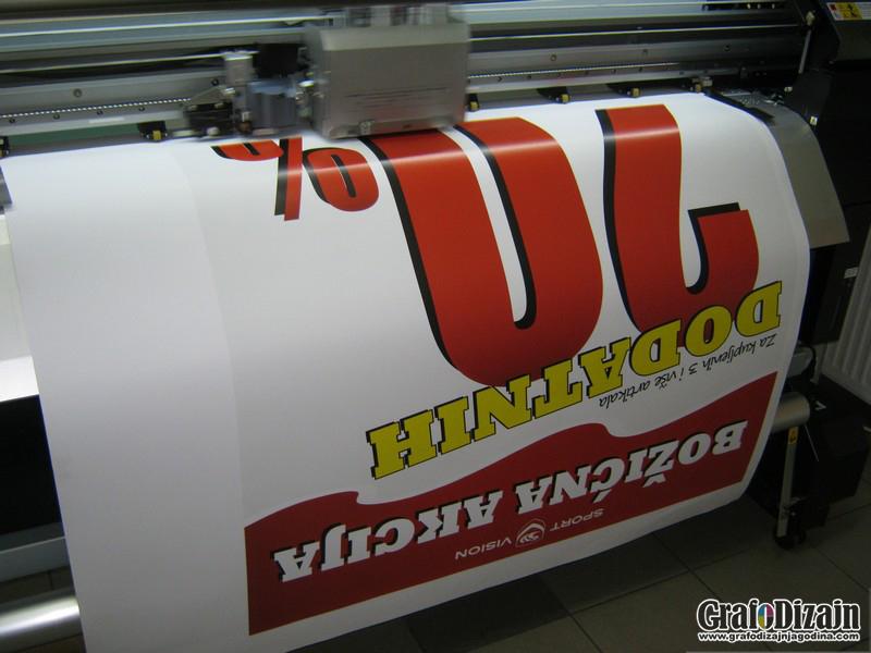 Stampa postera i plakata Niš 1