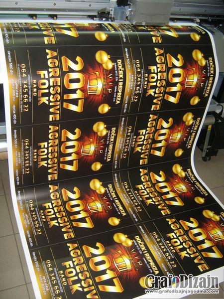 Stampa postera i plakata Kraljevo 1