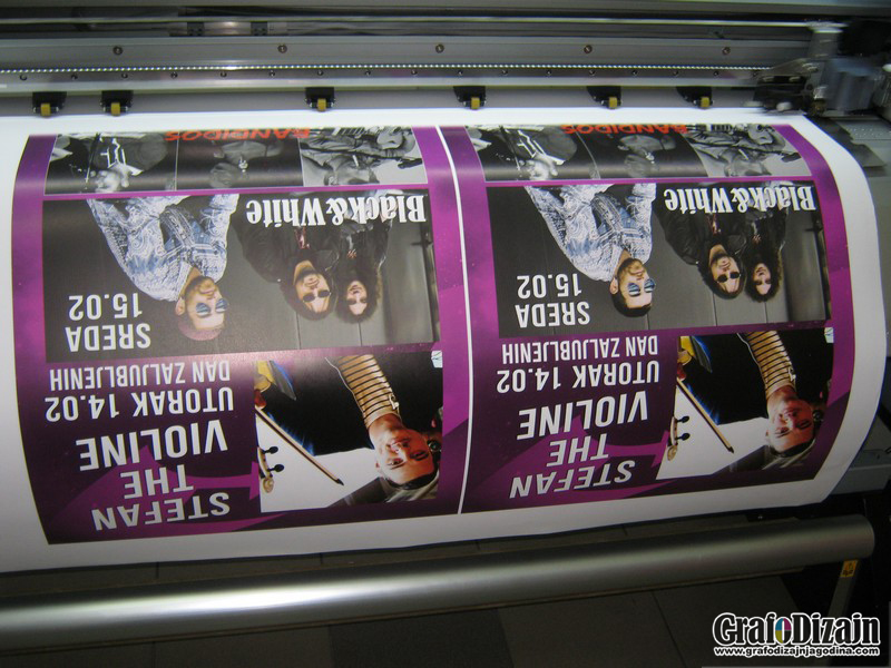 Stampa postera i plakata Vranje 1