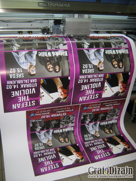 Stampa postera i plakata Leskovac 1
