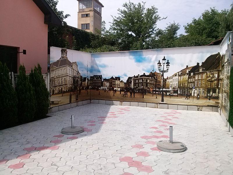 Brendiranje poslovnog prostora Sremska Mitrovica 1