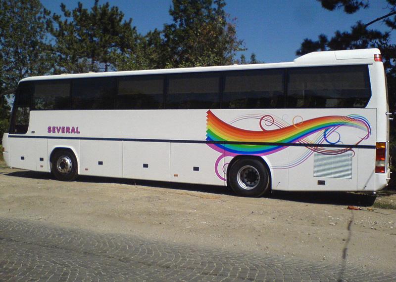 Brendiranje vozila Sremska Mitrovica 1