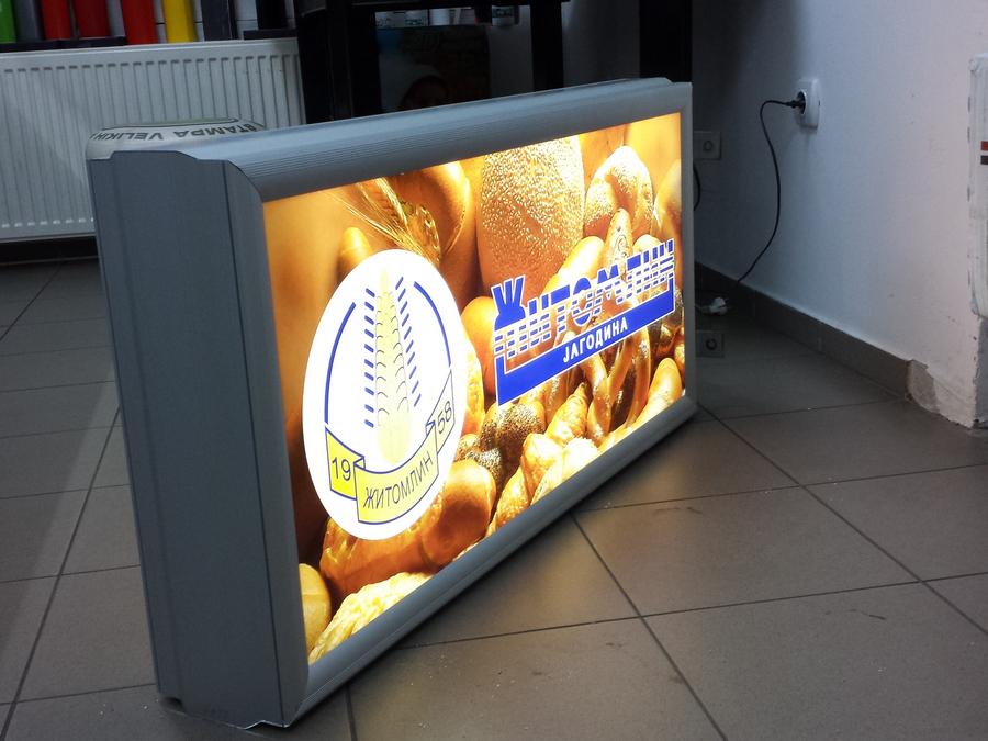 Izrada svetlecih reklama Jagodina 1