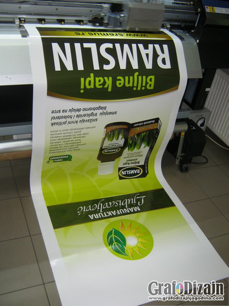 Roll-up stampa Zrenjanin 1