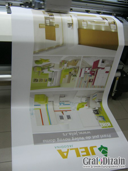 Roll-up stampa Kraljevo 1