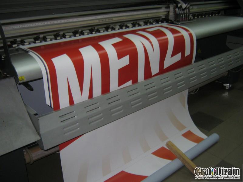 Stampa bilborda i megaborda Smederevo 1