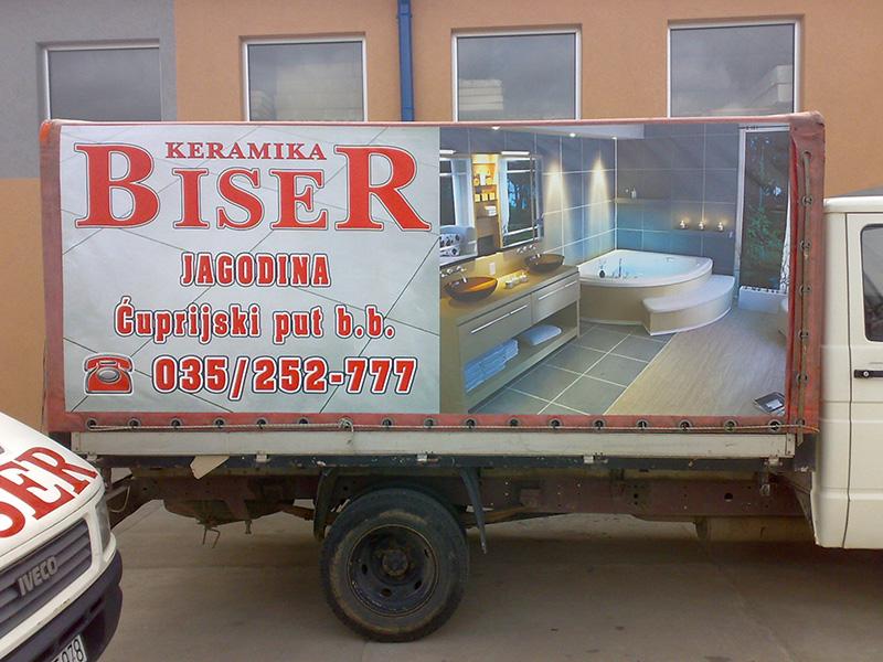 Stampa kamionskih cerada Vranje 1