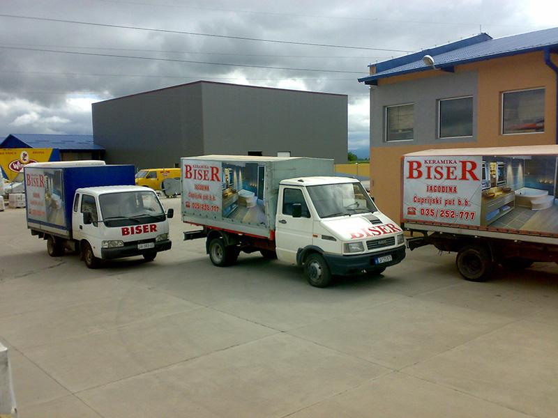 Stampa kamionskih cerada Despotovac 1