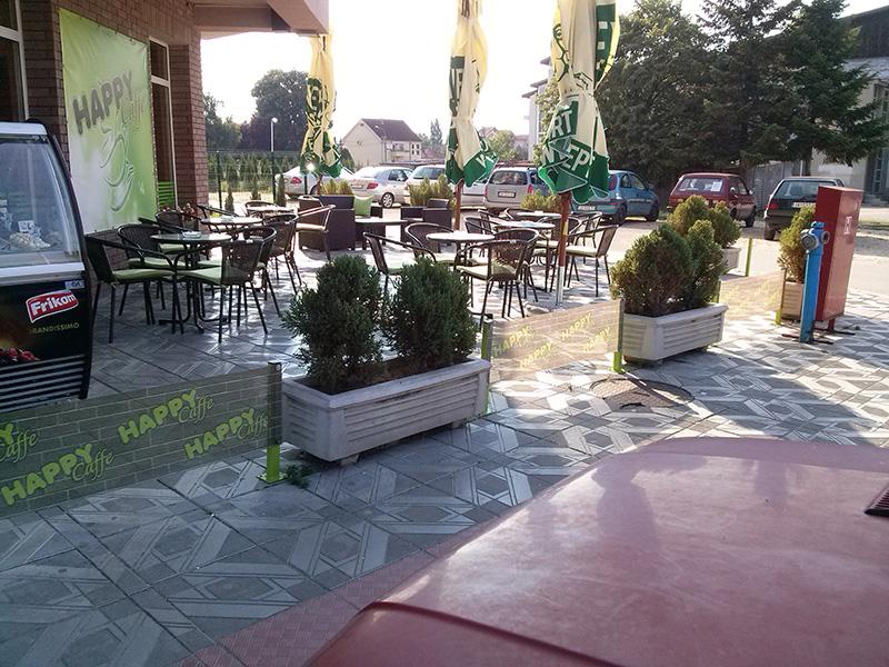 Brendiranje poslovnog prostora Smederevo 1