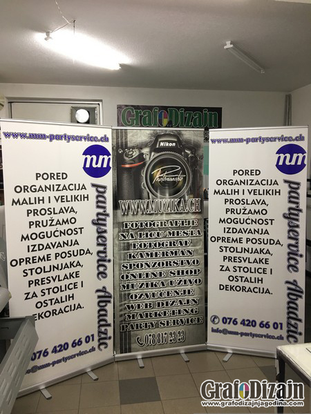 Roll-up stampa Užice 1