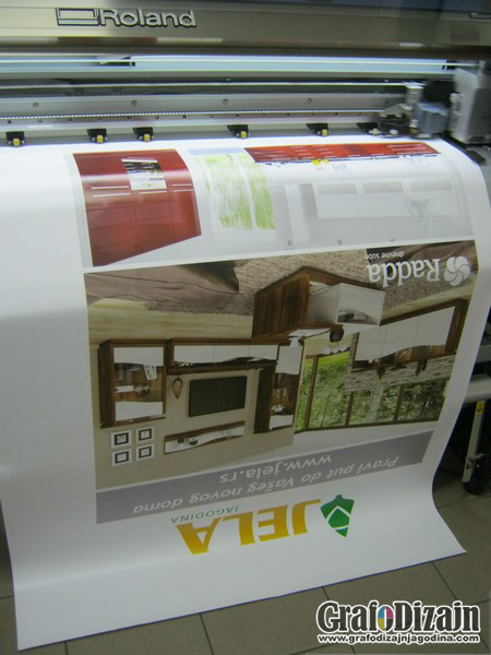 Roll-up stampa Leskovac 1