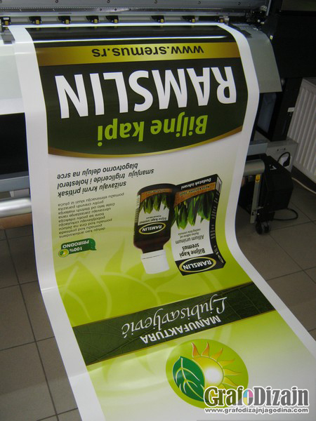 Roll-up stampa Despotovac 1