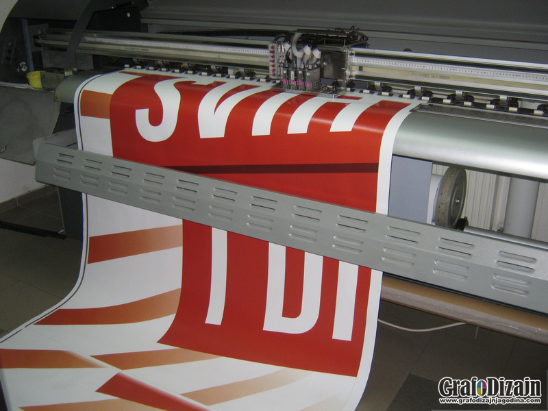 Stampa bilborda i megaborda Jagodina 1